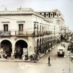 Portales y Calle Juarez.