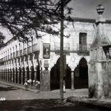 Portal Hidalgo ( Circulada el 10 de Enero de 1936 ).