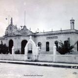 Penitenciaria de Durango.