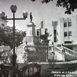 Jardin M C Peraza.