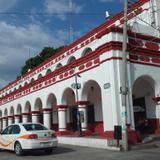 Palacio Municipal de Chiapa de Corzo. Julio/2018