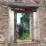 Zona arqueológica de Mitla, grupo de la Iglesia. Julio/2018