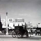 Calle Pedro Moreno ( Circulada el 6 de Septiembre de 1949 ).