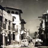 Calle Mexico.