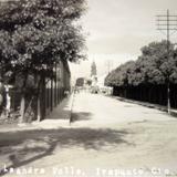Avenida Leandro Valle.