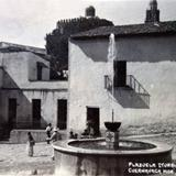 Plazuela Iturbide.