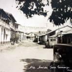 Avenida Jesus Carranza.( Circulada el 2 de Abril de 1932 ).