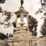 Monumento a Francisco I Madero.