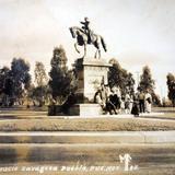 Monumento a Ignacio Zaragoza.