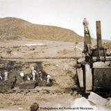 Tipos Mexicanos Trabajadores del Ferrocarril Mexicano.