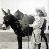 Tipos Mexicanos vendedor de carbon.
