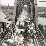 Puente Internacional entre Mexico y USA.