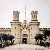 La Penitenciaria de San Luis Potosí.