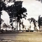Parque Morelos Guadalajara, Jalisco.