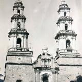 La Catedral ( Circulada el 25 de Febrero de 1933 )