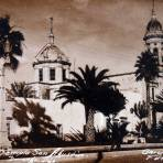 Templo San Agustin Durango.