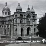 Templo del Sagrado Corazon Durango.