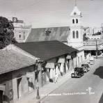 Avenida J Carranza Tampico.