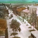 Un aspecto de La calle Prol.