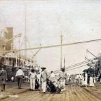 Muelle Fiscal ( Circulada el 19 de Junio de 1919 ).