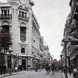 Avenida Francisco I Madero.