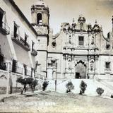 Penitenciaria Santo Domingo y La Bufa.