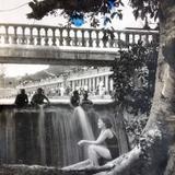 Aspectode Agua Hedionda. ( Circulada el 1 de Diciembre de 1941 )