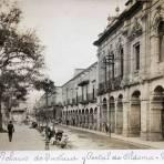 Palacio de Justicia y Portal de Aldama.
