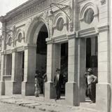 Teatro Rosales en Construccion..