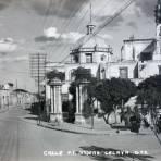 Calle Francisco I Madero.