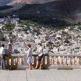 Vista panorámica de Guanajuato (1965)
