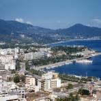 Vista panorámica de Acapulco (1954)