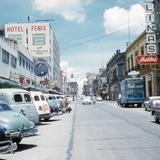 Avenida Ramón Corona (1958)