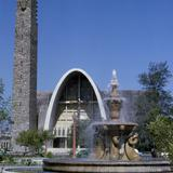 Fuente y Templo de la Purísima (1965)