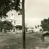 Calle y mercado