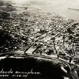 Vista aérea de Mazatlán (1929)