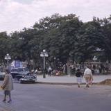Plaza de la Libertad (c. 1954)