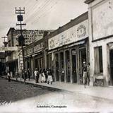 Avenida Hidalgo Acámbaro, Guanajuato.