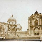Lugar desconocido un templo.