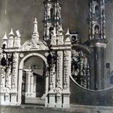 Santuario de Ocotlán Tlaxcala.