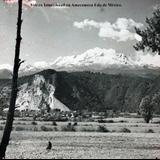 Volcan Iztaccíhuatl en Amecameca Edo de México.