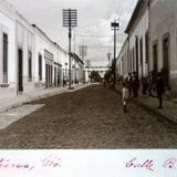 Calle B. juarez.
