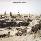 Panorama de San Miguel de Allende, Guanajuato .