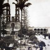 Plaza de Armas Tepic.