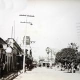 Calle Guelatao Mazatlán, Sinaloa.