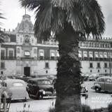 Aspecto de Palacio Ciudad de México.
