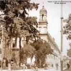 Templo y Colegio de la Compania de Jesus. Morelia, Michoacán.