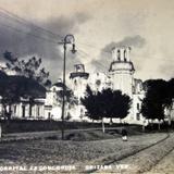 Iglesia y Hospital La Concordia.