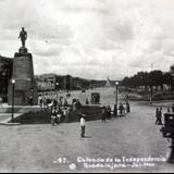 Calzada Independencia.