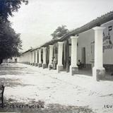 La Plaza de La Constitucion.